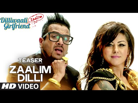 TEASER Zaalim Dilli' Video Song