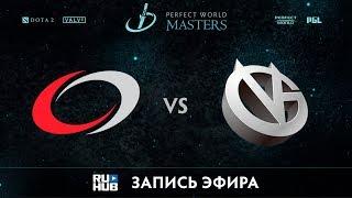 LFY vs Vici Gaming, Perfect World Minor, game 1 [Adekvat, GodHunt]