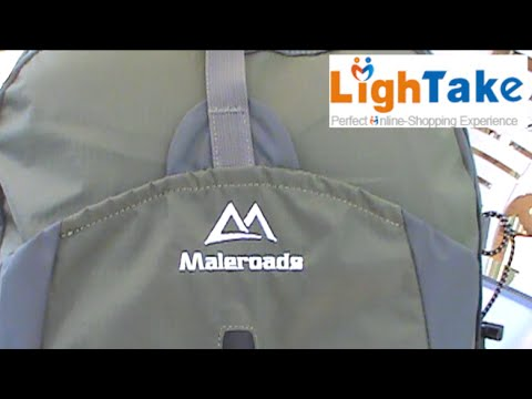 Maleroads 50L Adventure Backpack From LighTake.com