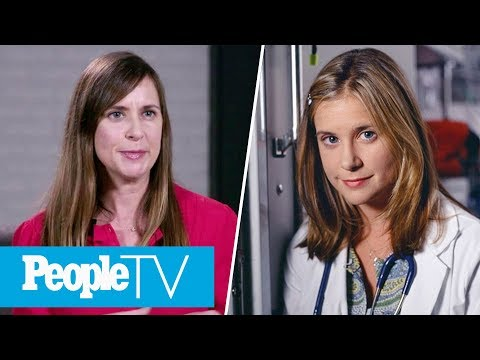 ER: Behind The Shocking Stabbing Of Carter And Lucy | PeopleTV | Entertainment Weekly