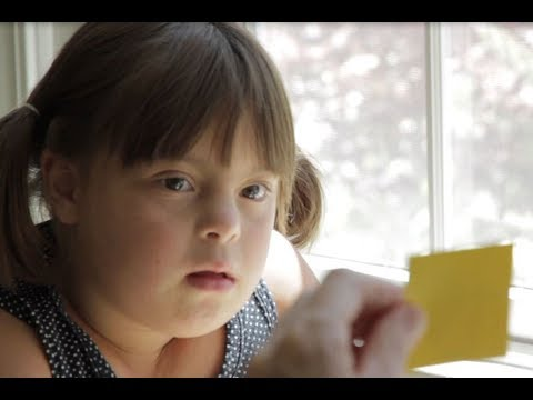 Watch video Down Syndrome: Possibilities Series. Emily