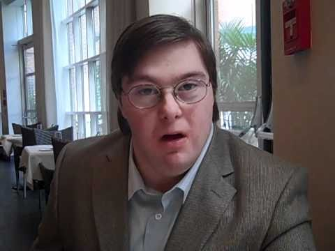 Watch video Down Syndrome: Interview to Evan Sneider