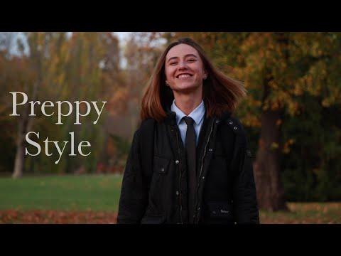 Преппи стиль | Preppy Style видео