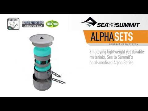 Sea to Summit Alpha Pot