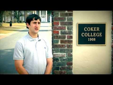 Coker College: Featured Student Profile - Steve Marciano