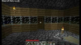 Przygody z Minecraft part 22 - W poszukiwaniu obsydianu i...nowa baza?