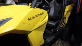 2. 2013 Can-Am Maverick 1000R UTV Unveiled