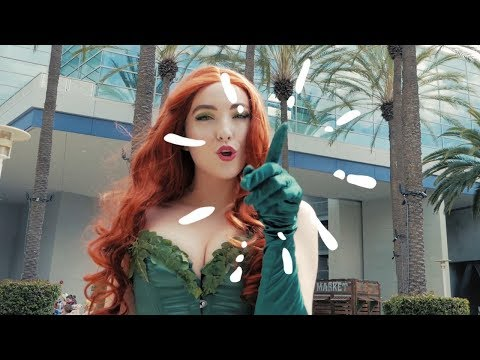 WonderCon 2018 Cosplay Music Video