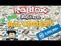 Rocitizens: ALL OF THE MONEY CODES!!! [WORKING] [December 2016] (Roblox)