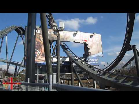 thorpe park the swarm - Something abit different from my usual videos! Sorry if you were expecting a Dragonball upload, this is a theme park ride at Thorpe Park near London England....