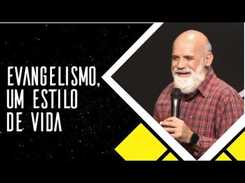 25/03/2018 - Evangelismo como Estilo de Vida