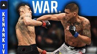 (WOW!) Tony Ferguson vs Anthony Pettis - FIGHT OF THE NIGHT!   Full Fight Recap HD    Highlight Talk