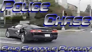 Video *New*. Seattle CarJacker Pursuit From 2015 *Dashcam Released. Full Chase* MP3, 3GP, MP4, WEBM, AVI, FLV Agustus 2017