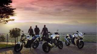 10. New 2013 Honda 500 series - CB500F - CB500X - CBR500R