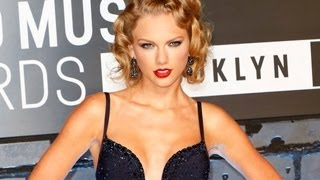 Taylor Swift Looks Gorgeous At MTV Video Music Awards 2013
