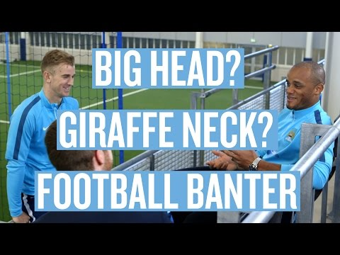 BANTER, SACRIFICE & NERVES | Kompany, Hart, Clichy and Zabaleta talk careers