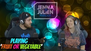 Podcast #81 - MMA Talk & Playing 'Fruit or Vegetable'