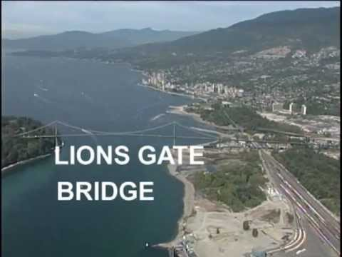 lionsgate - VANCOUVER'S ICONIC BRIDGE ACROSS THE INLET... BUILT BY A BEER COMPANY.