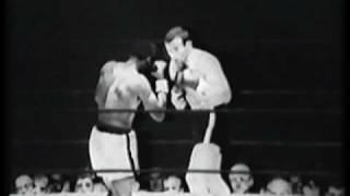 Ingemar Johansson -vs- Floyd Patterson LOSES TITLE 1959