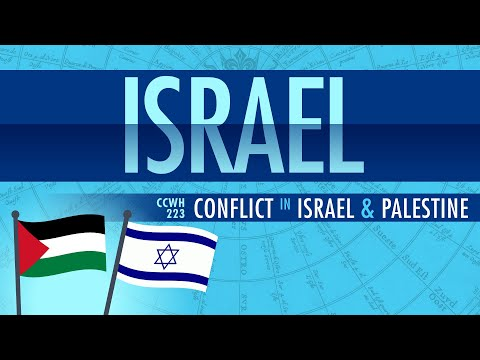 Video Conflict in Israel and Palestine: Crash Course World History 223 download in MP3, 3GP, MP4, WEBM, AVI, FLV January 2017