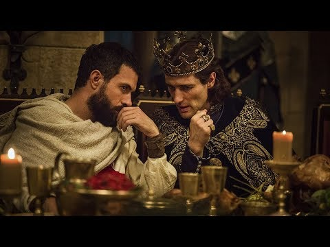 Live Review of History Channel's KnightFall - Episodes 4 and 5