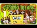Nicktoons: Battle For Volcano Island Walkthrough Part 1