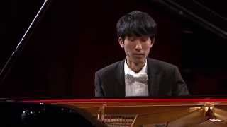 Eric Lu – Prelude in G major Op. 28 No. 3 (third stage)
