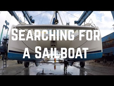 Searching For A Sailboat (Ep. 1)