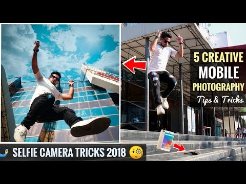 5 Mobile Photography Tips & Tricks In Hindi | Selfie Camera Tips With Redmi Note 5 Pro 2018