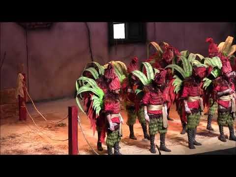 "Comparsa ""La Gran Apuesta"" Carnaval de Isla Cristina 2018"