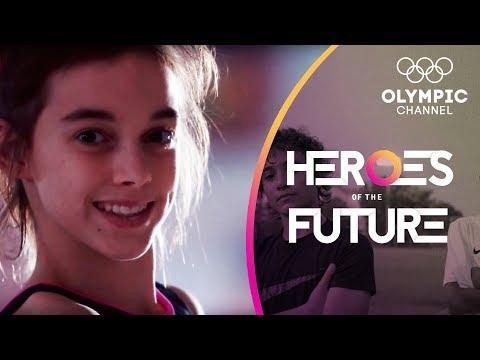 Documentario da Olympic Channel