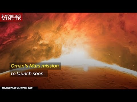 Oman's Mars mission to launch soon