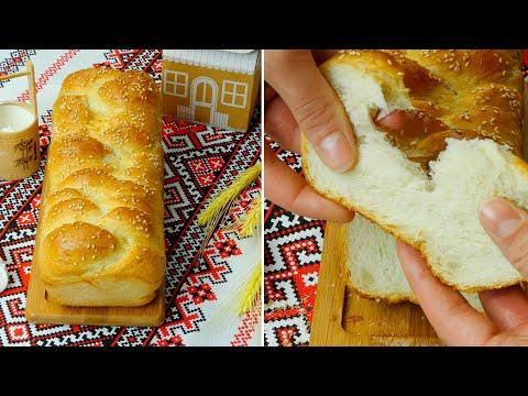 Pane fatto in casa – la migliore ricetta di pane è la ricetta della nonna!
