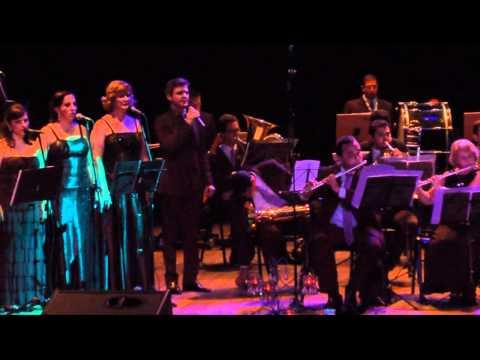 Scarborough Fair - Adriano Fiori, Coral e Corporação Musical Maestro Francisco P