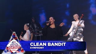 Video Clean Bandit - 'Symphony' FT. Zara Larsson (Live at Capital's Jingle Bell Ball) MP3, 3GP, MP4, WEBM, AVI, FLV Januari 2019