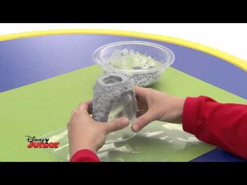 Art Attack - Technique de la déco perso - Disney Junior - VF