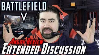 Video Battlefield V Angry Extended Review Discussion [Tides of War Update] MP3, 3GP, MP4, WEBM, AVI, FLV Desember 2018