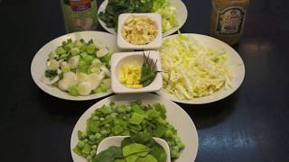 Satay Vegetables Asian Fusion Style Recipe Peanut Butter Sauce How To Cook Great Food