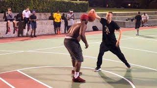 Video Professor vs Smack Talker 1v1 Houston Hood Court.. GETS CALLED OUT, forced duel MP3, 3GP, MP4, WEBM, AVI, FLV Februari 2019