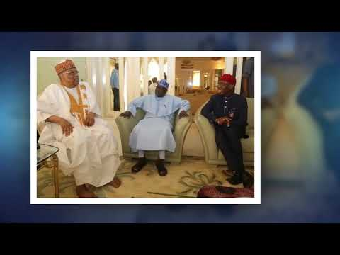 MUST WATCH: Exclusive Interview with IBB on PDP National Convention and Atiku - FX7News