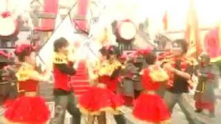 M-Girls ( Chinese New Year song 2008 ) 01