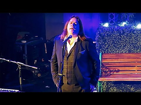 Where I Belong, Indoor Garden Party (Alan Doyle), Union Chapel, London