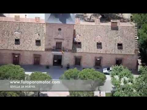 SEVILLA LA NUEVA-MADRID-ESPAÑA-WWW.FOTOPARAMOTOR.COM-FOTOGRAFIA AEREA