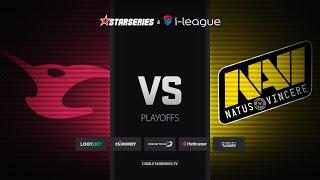 mousesports vs Natus Vincere, map 3 nuke, StarSeries i-League Season 5 Finals