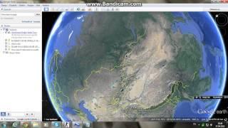 google earth cisim görüntüleri