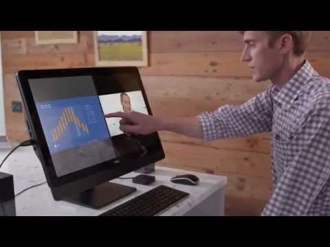 Dell Inspiron i3043 Overview - Dell Inspiron i3043 All-in-One Desktop