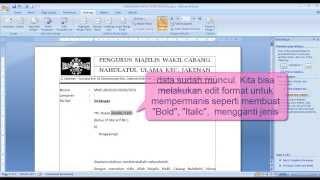 Download Video CARA MUDAH MEMBUAT MAIL MERGE MS WORD MP3 3GP MP4
