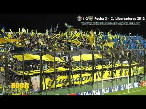 Si quieren ver fiesta vengan a la 12 - La 12 - Boca Juniors