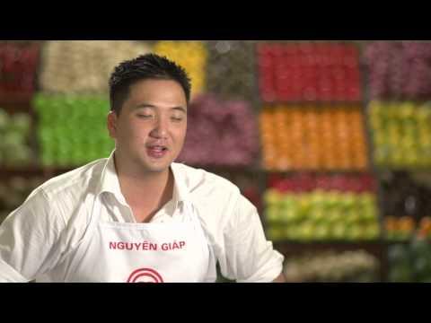 [MasterChef Vietnam] Nguyên Giáp nói về món ăn Thái Hòa – Tập 17