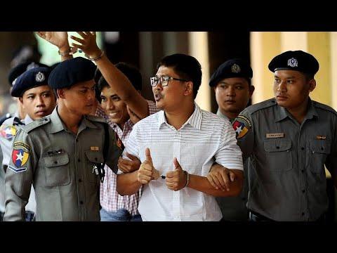 Μιανμάρ: Απορρίφθηκε η έφεση των δημοσιογράφων του Reuters…
